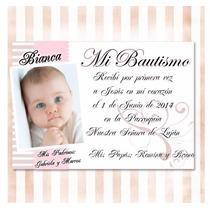 24 Imanes Personalizados Souvenir Foto Imanes/invitaciones