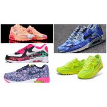Zapatillas Nike Air Max 90 Hombre Y Mujer Modelos Exclusivos