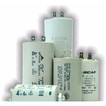 60uf - Capacitor Permanente Marcha - Aire Acondicionado -