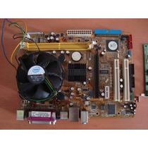 Asus P5sd2-vm + Intel Pentium Dual Core E2160 1.8ghz