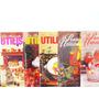 Lote De 7 Revistas Utilisima