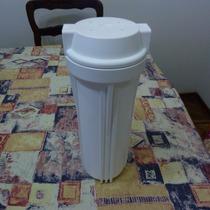 Carcasa Para Filtro Purificador De Agua. Universal