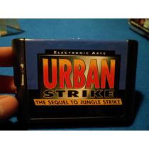 Urban Strike ( Juego De Helicopteros Para Sega)