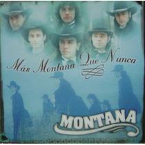 Montana-cumbia De Los 90-cd Difusion