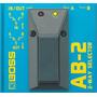 Pedal Boss Ab-2 Selector De 2 Vías Nuevo Garantía Novedad