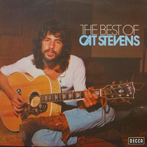 Lp - The Best Of Cat Stevens - Made In Germany - Impecable