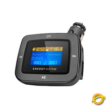 Transmisor Fm Para El Auto Mp3 Usb Linea Aux Sd Lcd Remoto