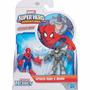 Educando Spiderman Marvel Super Heroes Adventures A7109 Nene
