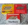 Cartas De Pocker Coca Cola- Malboro O Cerveza Corona Unicas