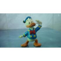 Disney Pato Donald Coleccion Muñeco Muñequito Juguete Goma