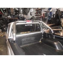 Cubre Caja Plastico Para Ford Ranger Doble Cabina