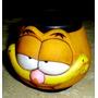 Antiguo Jarro Taza Gato Garfield-dibujo Animado