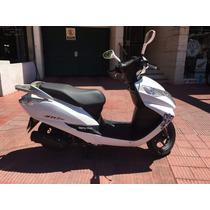Honda Elite 125 Año 2015 Como Nueva