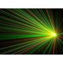 Laser Efecto Lluvia De Puntos Verdes Y Rojos Audioritmico