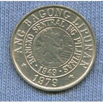 Filipinas 10 Sentimos 1979 * Oferta !!!!! *