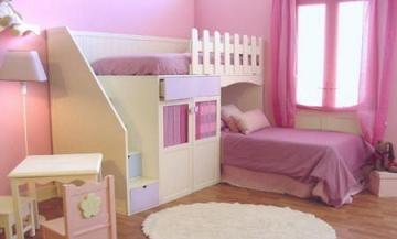Camas infantiles camas doble ni os ni as 15400 ahg5k - Cama doble para ninos ...