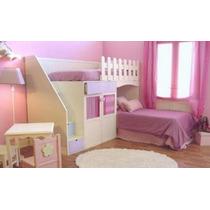 Camas Infantiles ,dormirjugando, Doble Niños/niñas