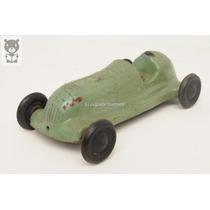 Bolido Verde Osiris Plastico Baquelita Antiguo Juguete