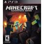 Minecraft Ps3 Fisico Nuevo Sellado Y Original.
