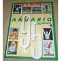 Revista El Grafico Extra 99 Anuario 1995 Estudiantes Velez