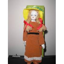 Muñeca De Porcelana Coleccion Año 80 Devoto Toys