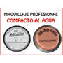 Maquillaje Compacto Al Agua Bella Dersina Acuarelables