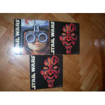3 Mini Posters Star Wars 30 X 30 Cm Carton Usa Lucasfilm