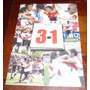 Tarjeta Oficial River Plate Felices Fiestas 2007 3-1 A Boca
