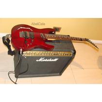 Guitarra Kramer Neptune Nj Usa Serie S + Mics Doble S.duncan