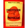 Constitucion Y Republica Argentina Miguel Pi De La Serra