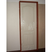 Puerta Placa Simil Masonite 70x10 Mchapa Sin Textura