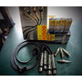 Kit Cables + Bujias Gnc Bosch Vw Gol Power 1.6 Y 1.4