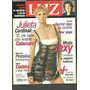 Revista Luz 2005 Julieta Cardinali Orlando Bloom Simpson Jes