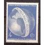 Chile Homenaje A Kennedy Serie Yvert Aereo N°217 Mint 1v.