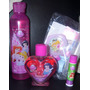 Disney Princess Set Colonia+brillo+shampoo+portacepillo!!