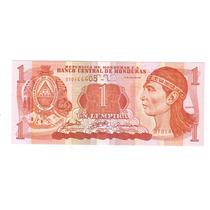 Honduras Billete De 1 Lempira Año 2006 Sin Circular !!!