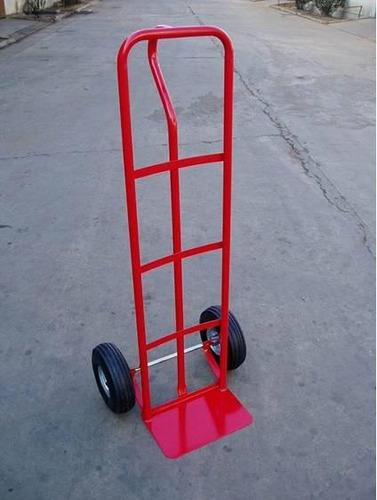 Carretilla zorra manual soporta hasta 200kg rueda - Carretillas manuales precios ...