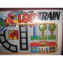 Tren Loco A Cuerda En Caja Argentino Decada 70