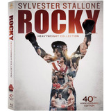 Blu-ray Rocky Heavyweight Collection / Incluye 6 Films