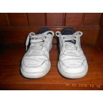 Zapatillas De Niño Cuero N° 30