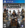 Assassins Creed Syndicate Ps4 Digital Jugas Con Tu Usuario