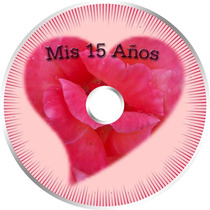 Reloj Cd Souvenir Impreso Demos-bautismos-cumpleaños-bodas