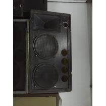 Sistema De Sonido Pro 2 Bafles 4770 + 2 Graves Doble 18 Fron