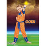 Disfraz Dragon Ball Z Goku Completo! Original Candela