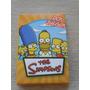 Naipes Cartas De Los Simpson Con Juegos Souvenir Gabym