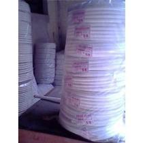 Rollo Caño Corrugado 3/4 Blanco Ignifugo$44.90