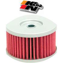 Filtro Aceite Americano K&n Suzuki Dr800 Dr650s
