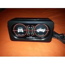 Inclinometro Auto Camioneta Accesorio C/ Iluminacion