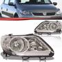 Optica Volkswagen Gol Trend Voyage 2008 Al 2012 Biparabola