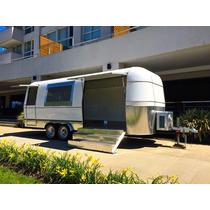Trailer Americano Mactrail Airstream, Homologado Patentable